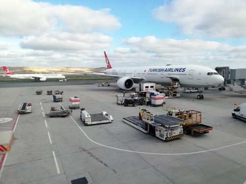 En 2019, Turkish Airlines a été la compagnie aérienne qui a desservi le plus grand nombre de destinations dans le monde @ David Raynal.