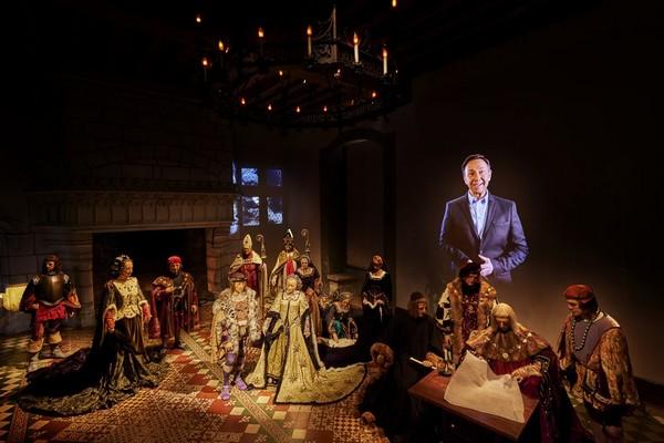 Stéphane Bern conte le mariage d'Anne de Bretagne et Charles VIII@JB Rabouan