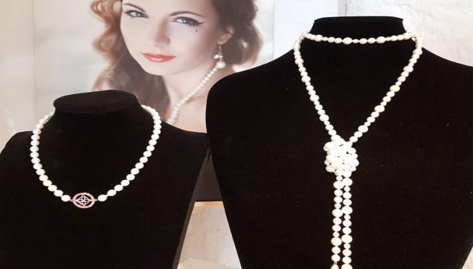 Les Perles du lac, renaissance d'une tradition nacrée  @ FB