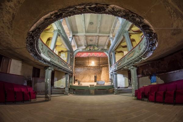Bar le Duc Théâtre des Bleus @Marcus SUMMERS
