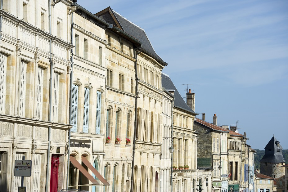 Bar-le Dud Ville haute Façades Renaissance @ Guillaume Ramon