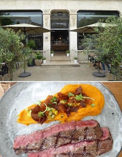 1/ St Mihiel Boucherie Restaurant Polmard  @C.Gary, 2/  Une viande d'excellence à la BoucherieRestaurant Polmard à Saint Mihiel@ C.gary