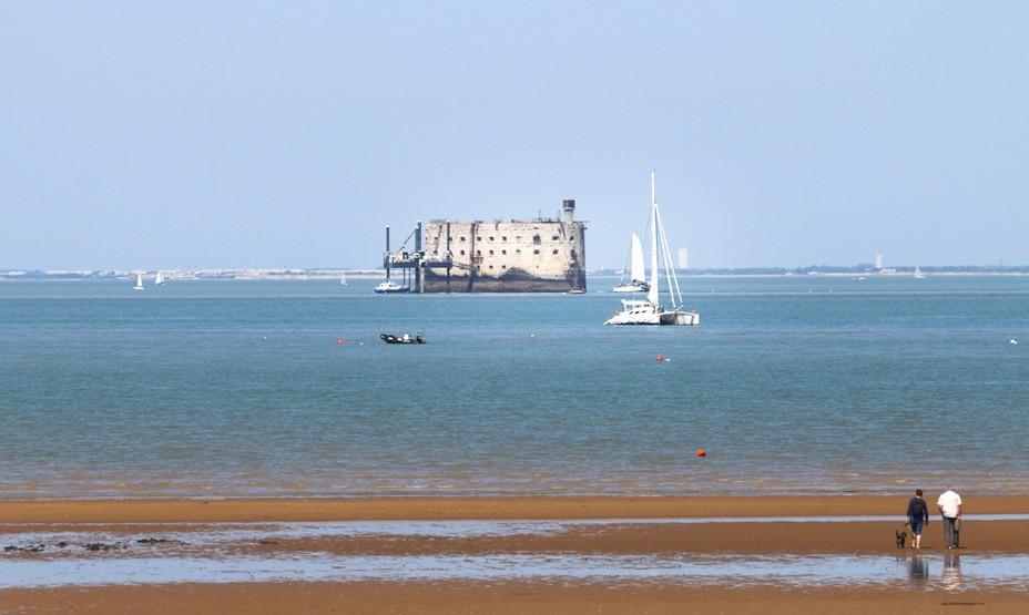 Fort Boyard à Oléron @guide charentes maritimes