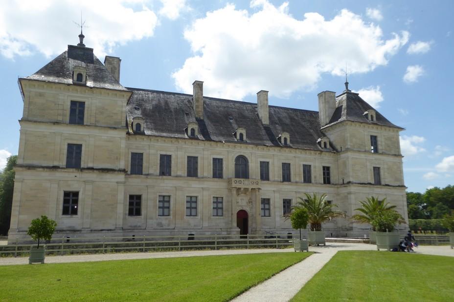 Château d'Ancy le Franc @ C. Gary