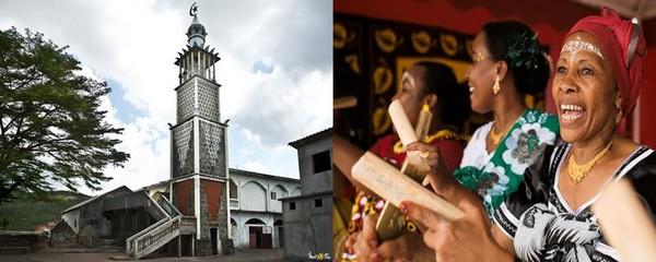 A Mayotte, l'islam n'est pas seulement une pratique religieuse, mais plutôt un mode de vie. Tous les événements, petits et grands, sont accompagnés de pratiques religieuses. La plupart des traditions mêlent ainsi coutumes musulmanes et pratiques animistes ancestrales.@ CDT Mayotte