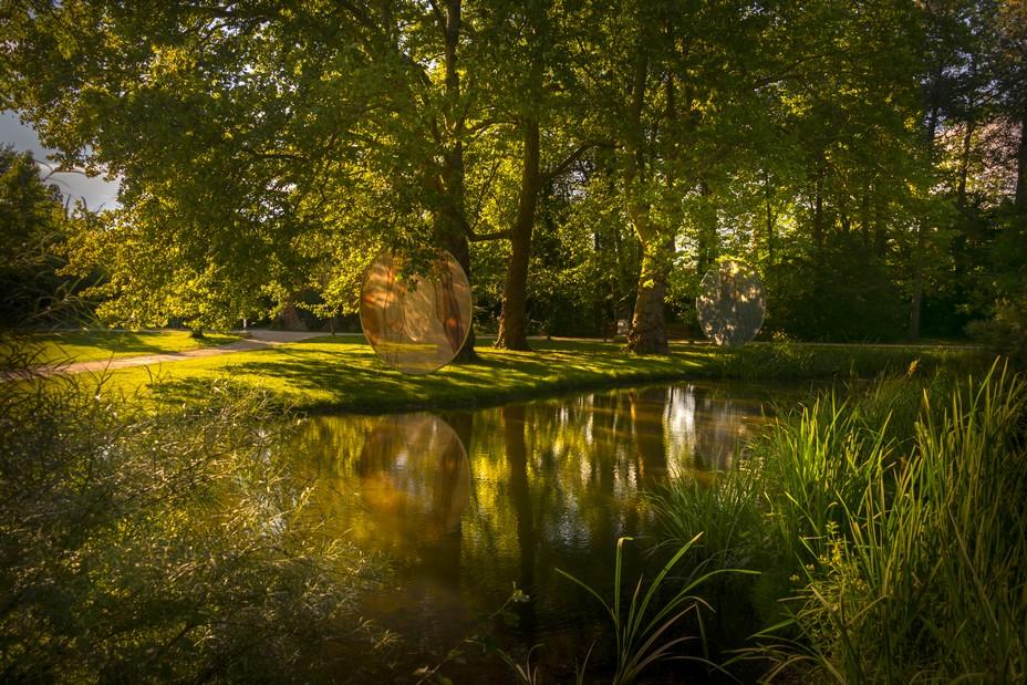 Château du Clos Lucé - Parc Leonard de Vinci @ Léonard de Serres.