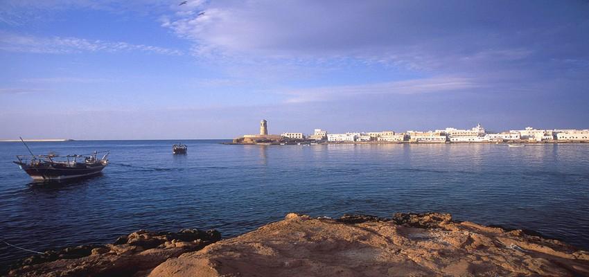 Trait d'union entre l'Inde et l'Afrique, Oman est riche de la variété et de la beauté de ses paysages (Crédit photo Oman tourisme).