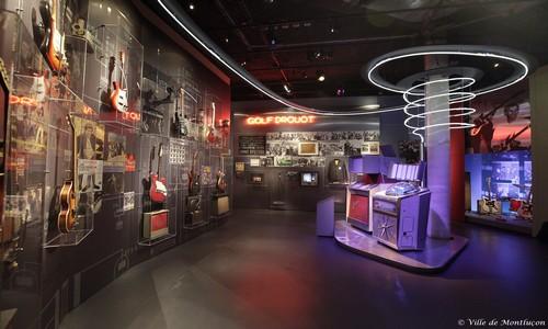 Musée des musiques populaires à Montluçon (Crédit photo CDT Allier)