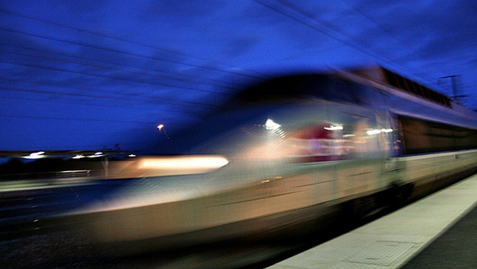 Ligne TGV Picardie (crédit photo DR)