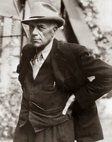 Portrait de Georges Braque 1882-1963 (Crédit Photo DR)