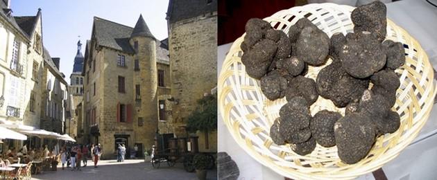 Depuis 5 ans, la Ville de Sarlat et le groupement des Trufficulteurs du Périgord Noir organisent en janvier, l'Académie culinaire du foie gras et de la truffe (Crédit photo CDT Dordogne).