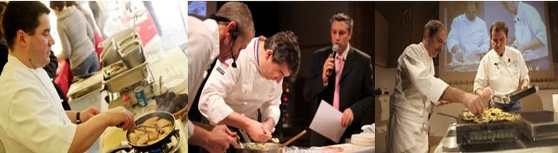 Sur le principe de l'émission tv «Dans la peau d'un chef», le public assistera à des joutes culinaires (Crédit photo CDT Dordogne).