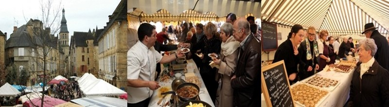 Sarlat : un long week-end de gourmandises