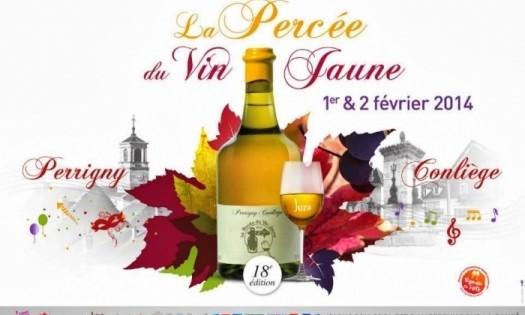 La Percée du Vin Jaune attire sur deux jours plus de 45 000 personnes.