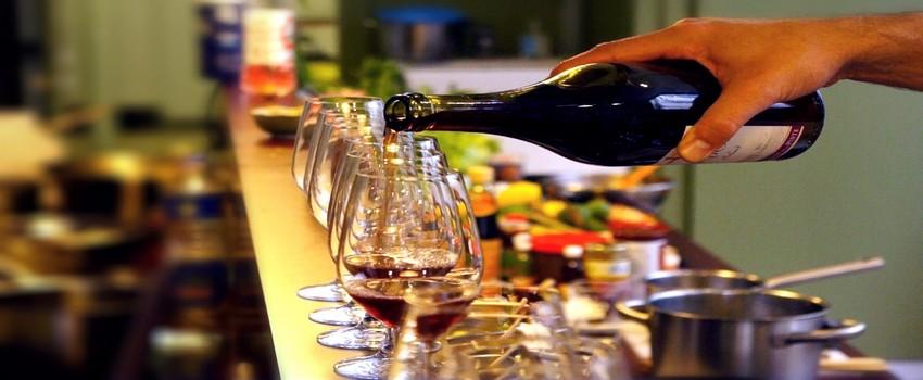 Cet atelier est le premier à proposer des cours alliant cuisine de Thaïlande et vins français (Crédit photo Atelier Thaï)