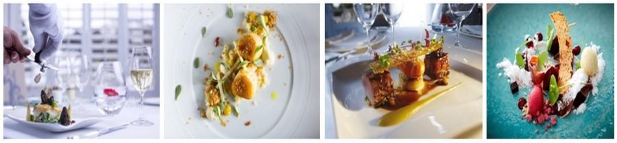 Jersey jouit d'une réputation mondiale pour son art de vivre et sa gastronomie. L'île abrite une quantité de lieux de restauration extrêmement variés. (Tourisme Jersey)