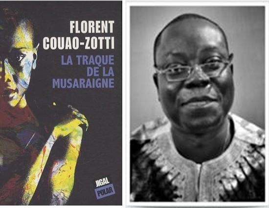 Portrait de l'auteur Florent Coua-Zotti (Crédit photo DR)