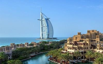 Vue sur Dubaï (Crédit photo OT Dubaï)