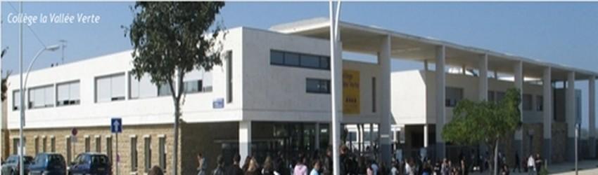"Crédit photo Collège ""La Vallée Verte"""