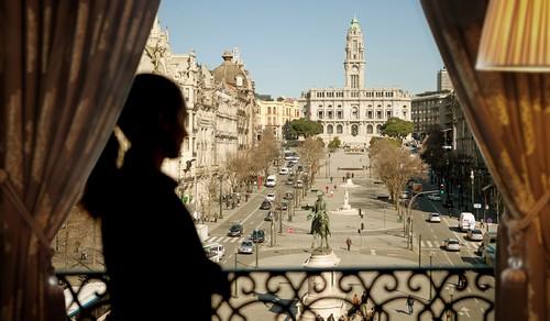 L'hôtel InterContinental Porto – Palacio das Cardosas est un ancien palais ancré depuis des siècles dans la vie d'un quartier demeuré authentique (Crédit photo DR)