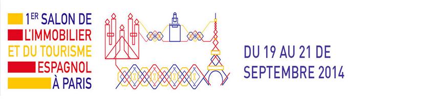 Premier Salon de l'immobilier et du tourisme espagnol à Paris.
