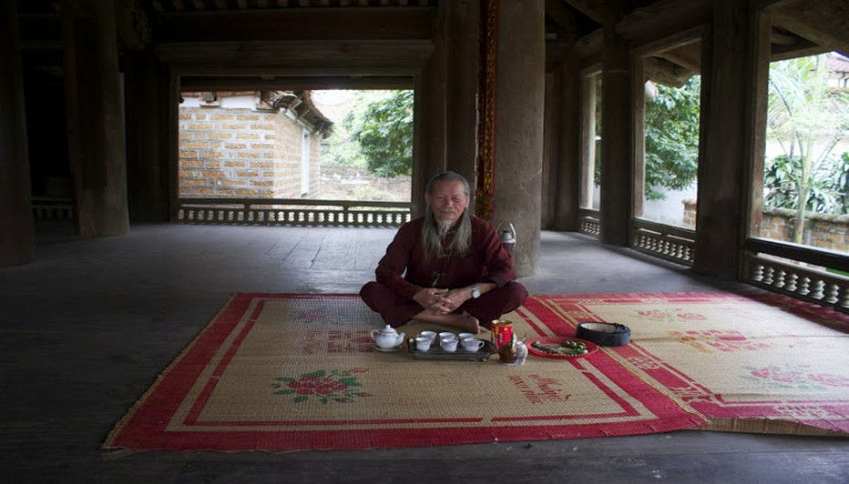 La cérémonie du thé au Viêt Nam est sacrée et une tradition pour honorer ses hôtes.  (Crédit photo Yves Rinauro)