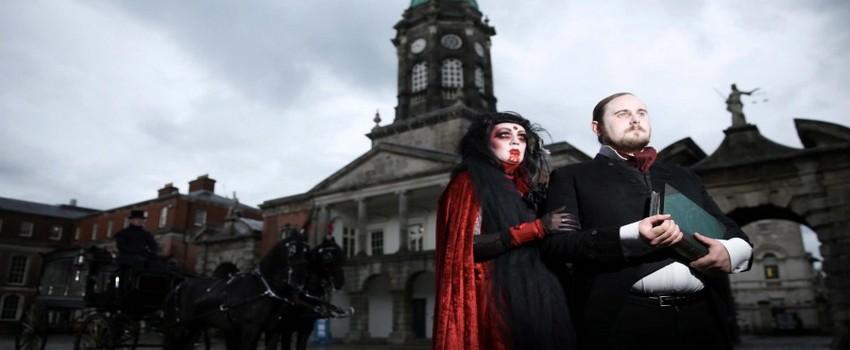 Les personnes déguisées en fantôme ou en sorciers, se sont aujourd'hui substitués aux âmes perdues et à celles des personnes décédées durant l'année. (Crédit photo DR)