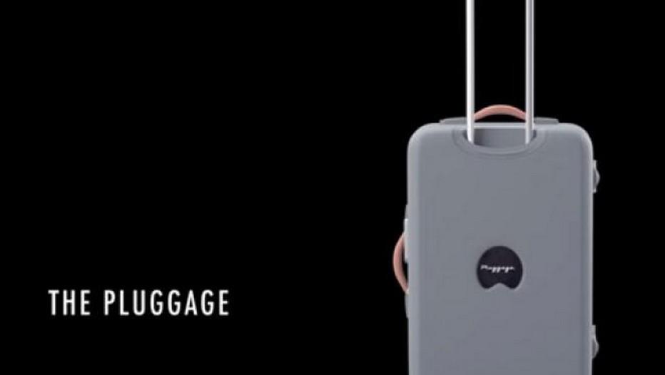 Voici le modèle de votre prochaine valise Delsey connectée.... (Crédit photo Delsey)