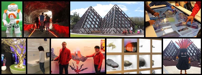 Depuis le 4 juillet, La Cité du Volcan propose 6000 m2 dédiés au Piton de la Fournaise, l'un des volcans le plus actif au monde. (Crédit photo - Cité du Volcan) -