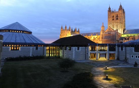 Le Canterbury Cathedral Lodge est un endroit de résidence parfait pour toute personne visitant le Canterbury historique.(Crédit photo David Raynal)