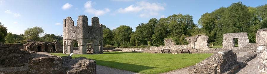 En 1142, après la fondation d'une abbaye cistercienne dans la localité voisine de Mellifont, les terres autour de Newgrange furent acquises par l'ordre. (Crédit photo DR)