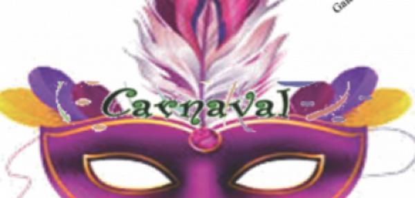 Le masque Touloulou Guyane (Crédit photo OT Guyane)