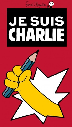 Charlie Hebdo présent au Festival d'Angoulême