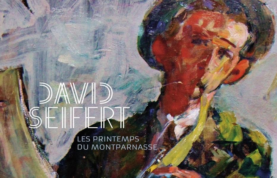 La galerie parisienne Les Montparnos présente jusqu'au 04 juin l'œuvre de David Seifert, l'un des peintres emblématiques du Montparnasse des années 20, qui assura entre autres, la décoration des colonnes de la brasserie La Coupole. (Crédit photo DR)
