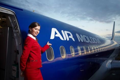 Air Moldova, présent depuis 3 ans sur la plate-forme Picarde (© DR)