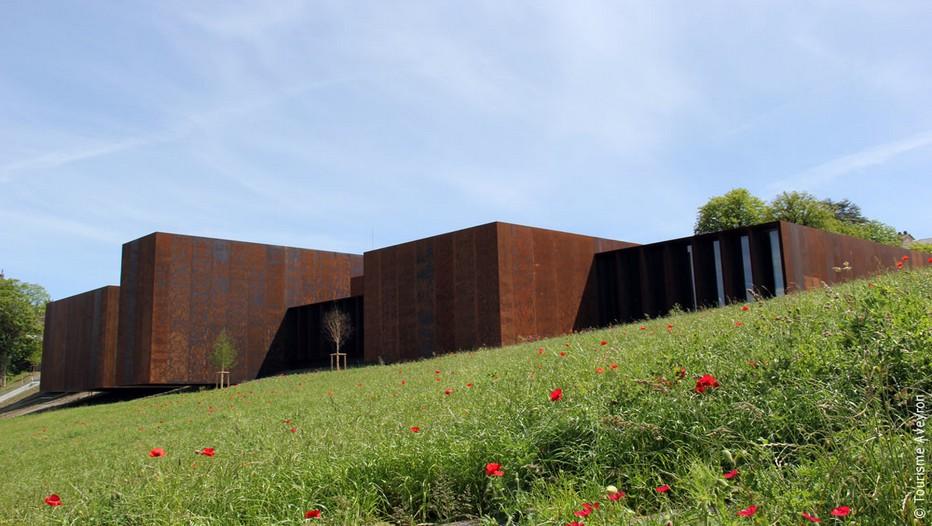 Le 1er anniversaire du Musée Soulages à Rodez ( Crédit photo Yann Menguy)