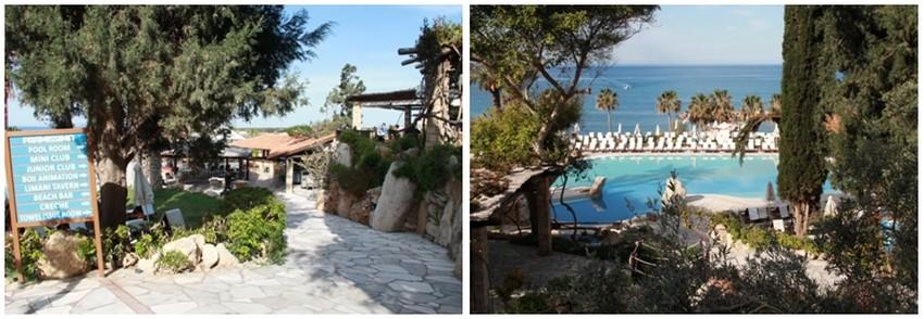 Le Framissima, au Coral beach hotel & resort, à Paphos © P. Cros