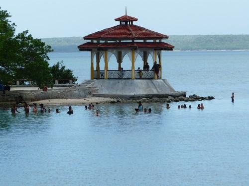 La lagune de Camaguey © Catherine Gary