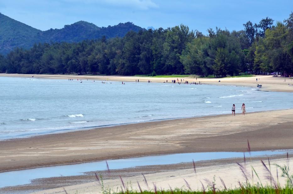 Hua Hin est l'un des séjours balnéaires les plus connus du pays, aussi bien des visiteurs étrangers que des Thaïlandais. (Cédit photo : David Raynal)