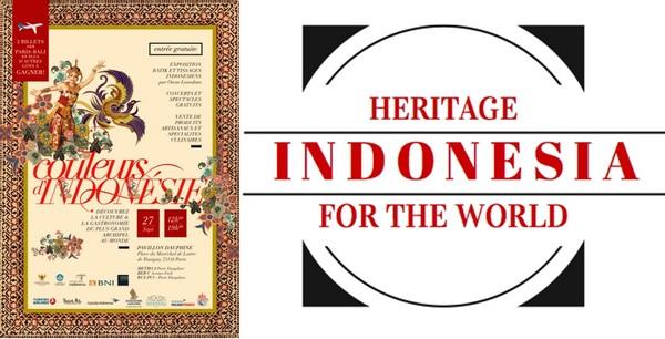 Festival :    « Couleurs d'Indonésie » à Paris.