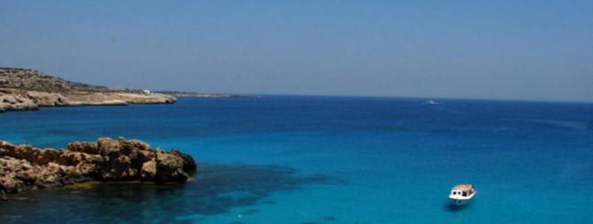 Une plage de Chypre l'une  des évasions paradisiaques de l'Agence Héliades (Crédit photo DR)