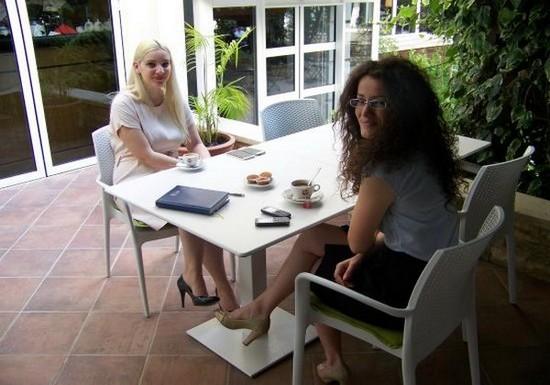 Étonnant Prestige Hotel, où il est possible de voir cohabiter des businesswoman en talons aiguilles et des vacanciers venus de tous horizons  © DR