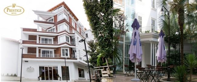 Le Prestige Hotel,  Une perle avec un jardin pour écrin, c'est forcément rare.  © DR et Richard Bayon.
