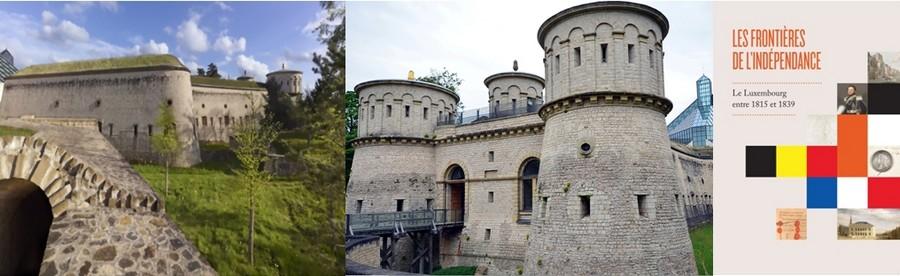 Non content d'accueillir le Mudam, le Fort Thüngen héberge également dans ses larges murs le Musée Dräi Eechelen. Grâce à un parcours original, le musée raconte et illustre l'histoire de la forteresse et son importance dans la formation territoriale du pays.  (© David Raynal, visitluxembourg.com, et ONT Luxembourg)