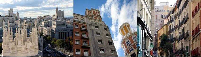 Prendre un verre ou déjeuner sur les toits-terrasses permet aujourd'hui d'embrasser d'un seul coup d'œil l'incroyable diversité architecturale de la ville.  © David Raynal