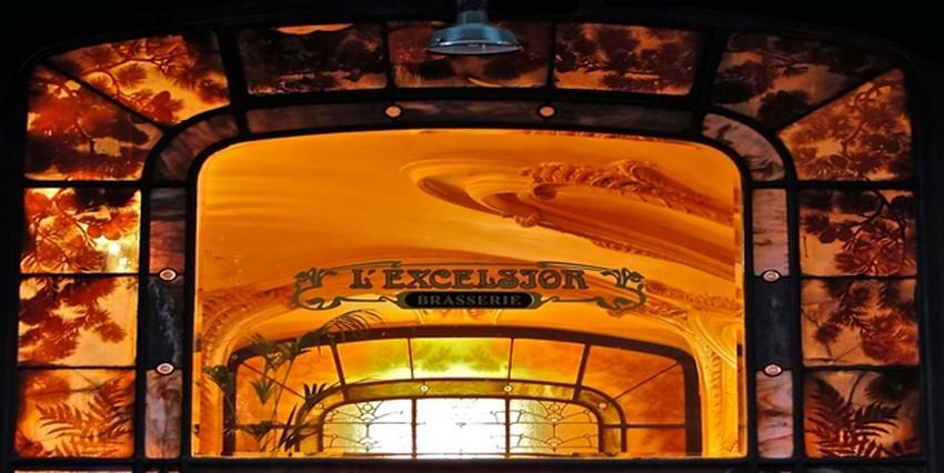 « Vosges Terroir » à la carte  de la brasserie nancéienne Excelsior