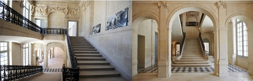 Déployée sur les cinq niveaux de l'hôtel Salé, l'exposition anniversaire « ¡ Picasso ! » illustre la continuité et la profonde unité de la collection et de l'histoire du musée. Musée National Picasso /Fabien Campoverde