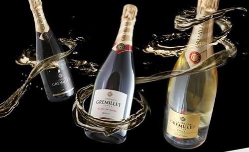 Ses cuvées à l'image de son « brut sélection », sont régulièrement récompensées par les plus grands concours de vins  © DR