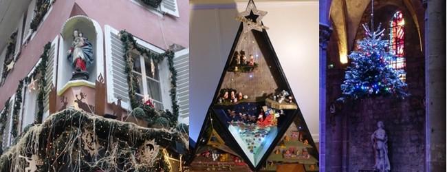 Feeries De Noel En Alsace
