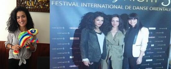 la sixième édition parisienne du festival Caïro By Night présidée par l'actrice Sabrina Ouazani,  reversera une partie de ses bénéficies à l'association Caméléon qui soutient les enfants maltraités des Philippines. (Crédit photos DR)